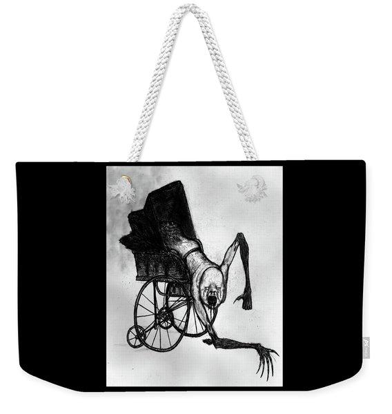 The Nightmare Carriage - Artwork Weekender Tote Bag
