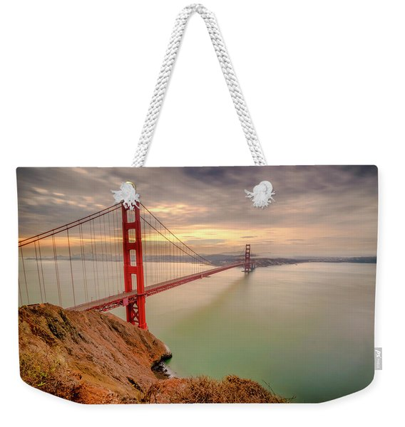 The View- Weekender Tote Bag