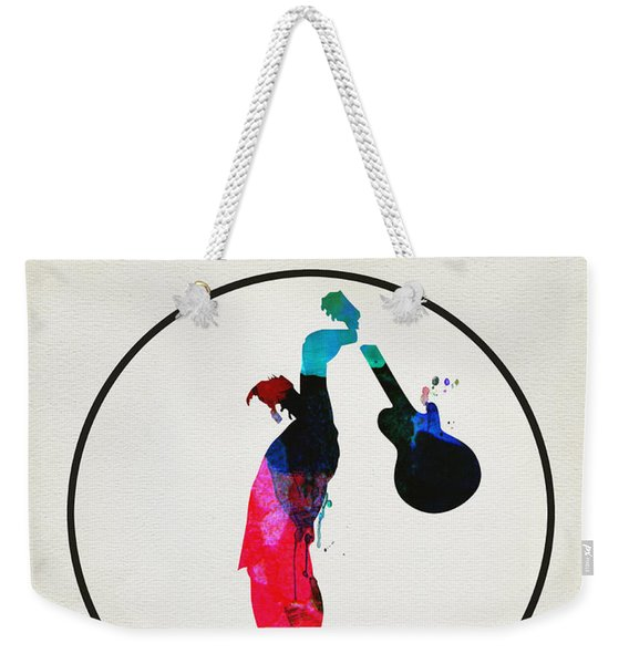 The Who Weekender Tote Bag