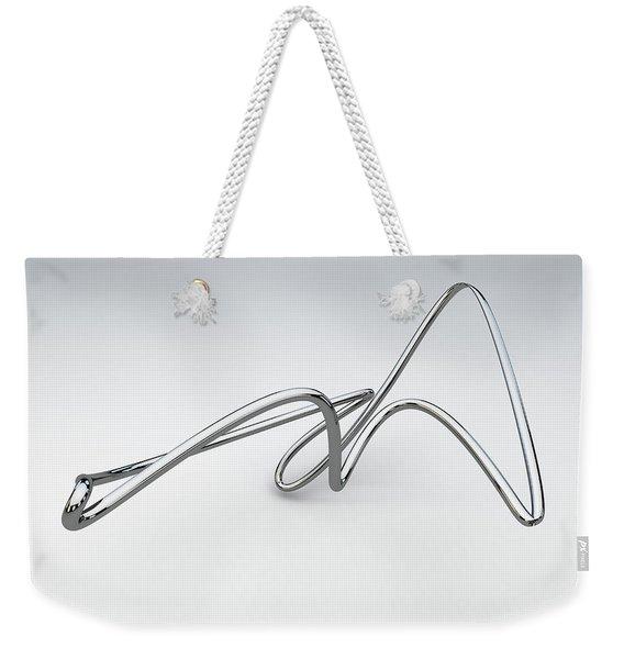 Totally Tubular 2 Weekender Tote Bag
