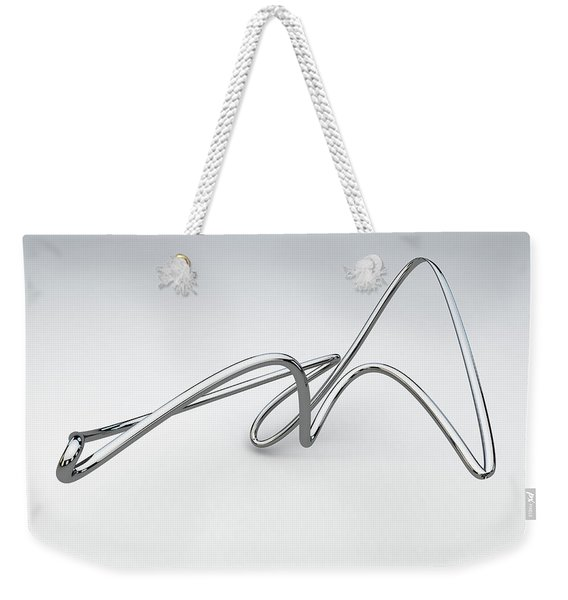 Totally Tubular 2 Weekender Tote Bag