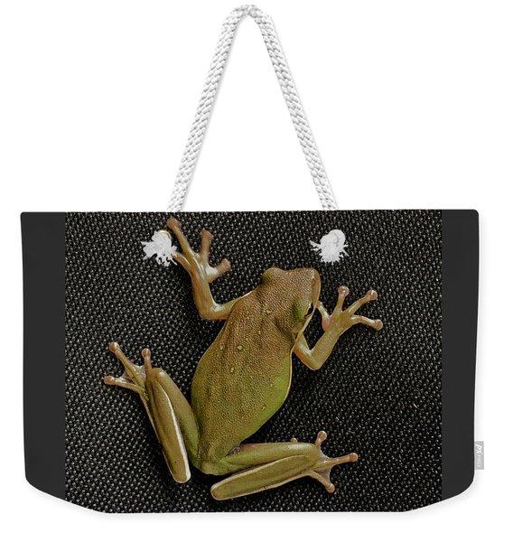 Tree Frog Weekender Tote Bag