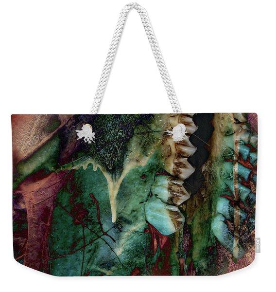 Unnatural Selection Weekender Tote Bag