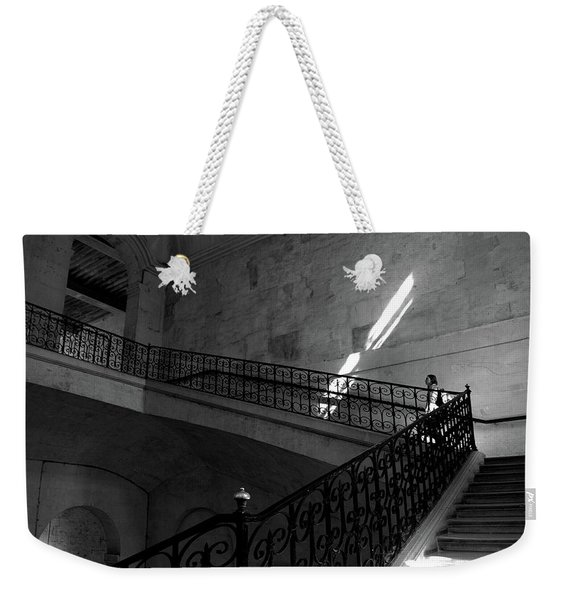Where Does It Lead? Weekender Tote Bag