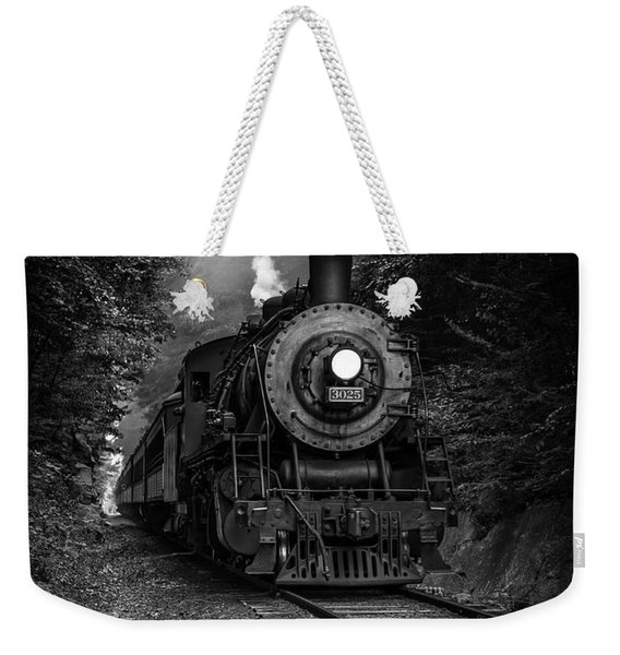 Whistle Through The Forest Weekender Tote Bag