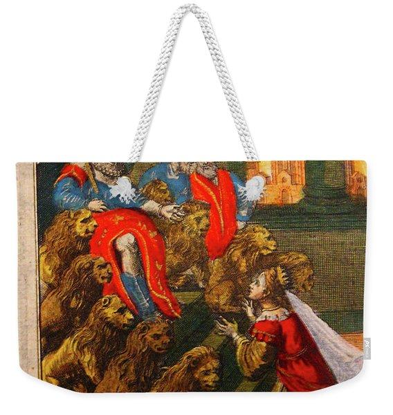 10-12-2018d Weekender Tote Bag