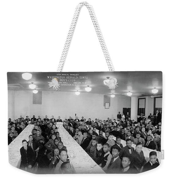 11th Annual Banquet, Washington Herald- Weekender Tote Bag