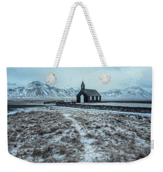 Budir - Iceland Weekender Tote Bag