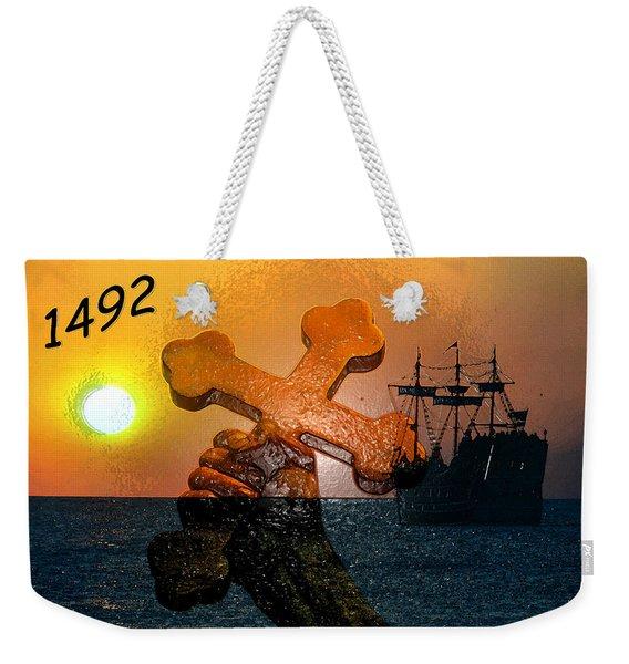 1492 Weekender Tote Bag