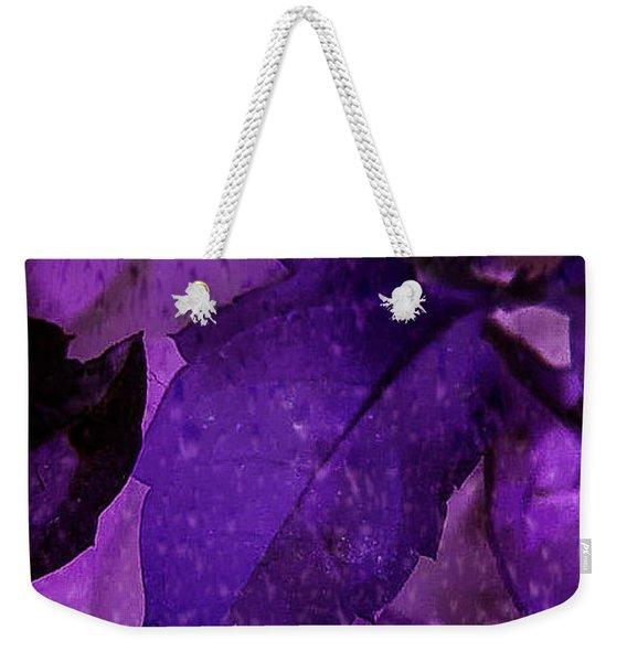 Nature Weekender Tote Bag
