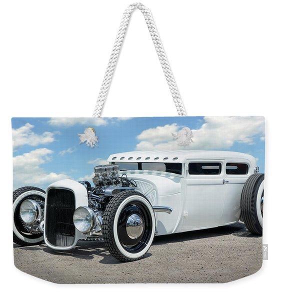 1928 Ford Low Street Rod Weekender Tote Bag