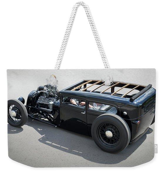 1929 Ford Low Street Rod Weekender Tote Bag