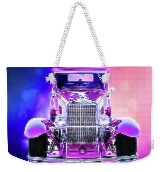 1930 Chevy Weekender Tote Bag
