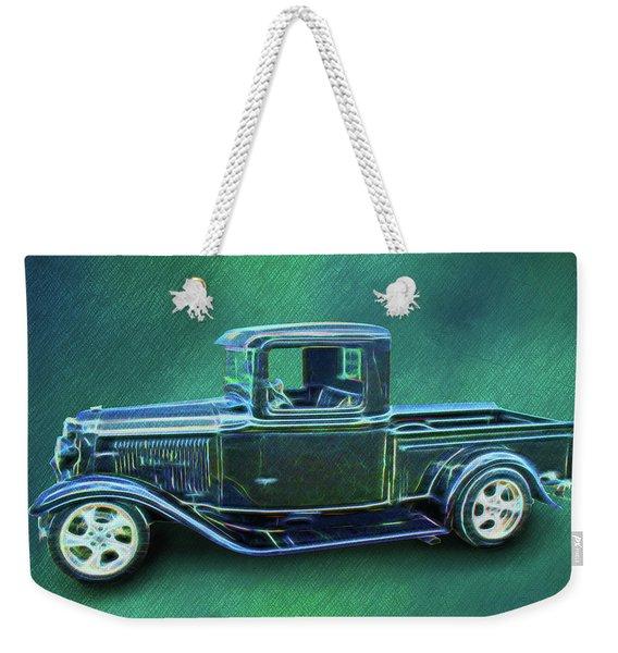 1934 Ford Pickup Weekender Tote Bag