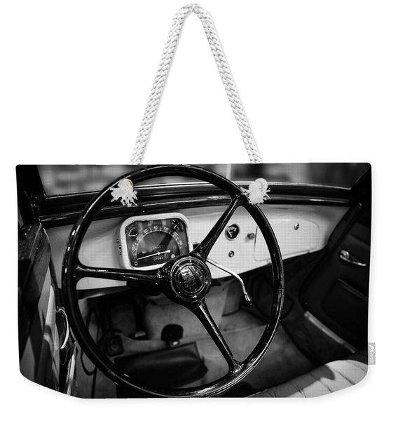 1936 Citroen Roadster Weekender Tote Bag