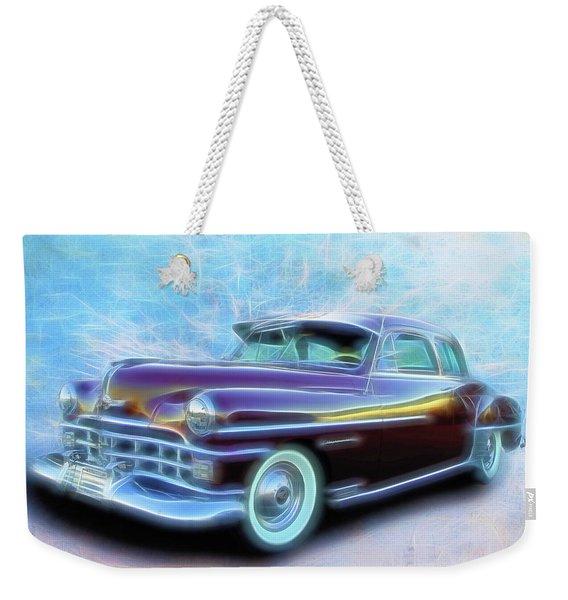 1950 Chrysler Weekender Tote Bag