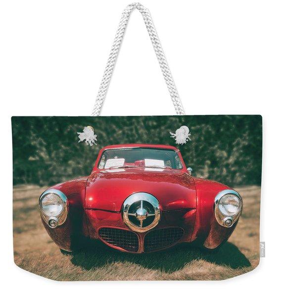 1950 Studebaker Weekender Tote Bag