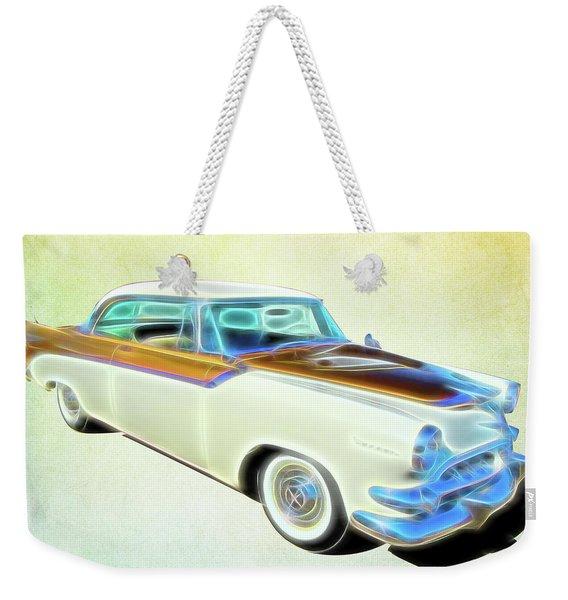 1956 Dodge Royal Weekender Tote Bag