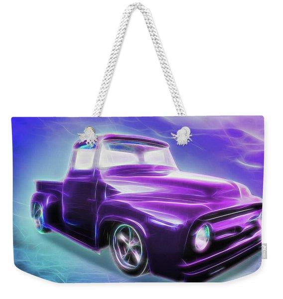1956 Ford Truck Weekender Tote Bag