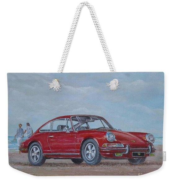 1968 Porsche 911 2.0 S Weekender Tote Bag