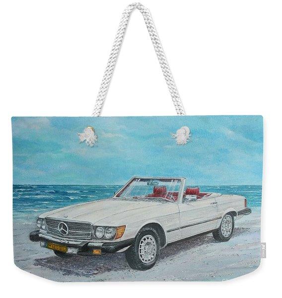 1979 Mercedes 450 Sl Weekender Tote Bag