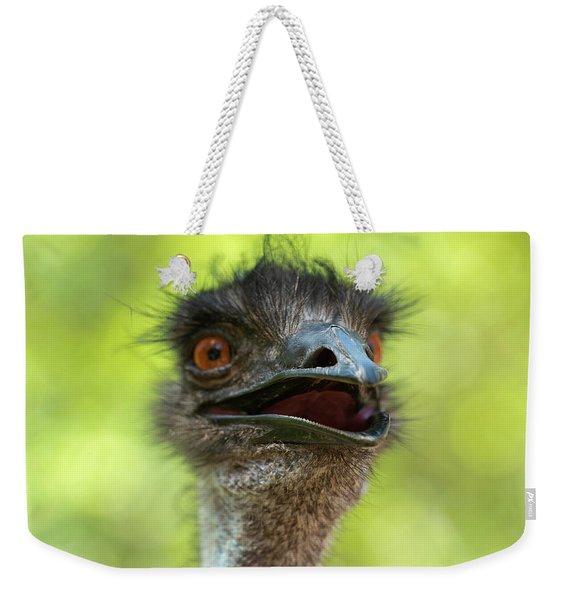 Australian Emu Outdoors Weekender Tote Bag