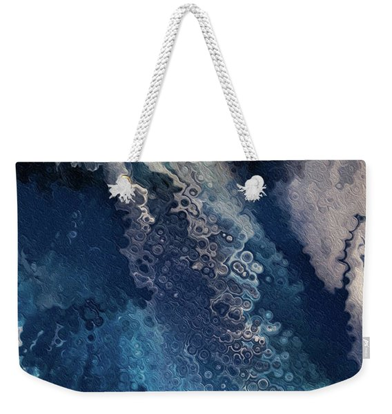 2 Corinthians 4 16. Seeing The Invisible Weekender Tote Bag