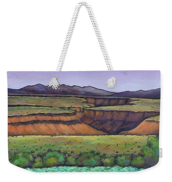 Desert Gorge Weekender Tote Bag