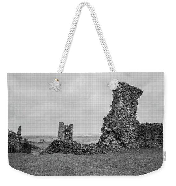 Hadleigh Castle Weekender Tote Bag