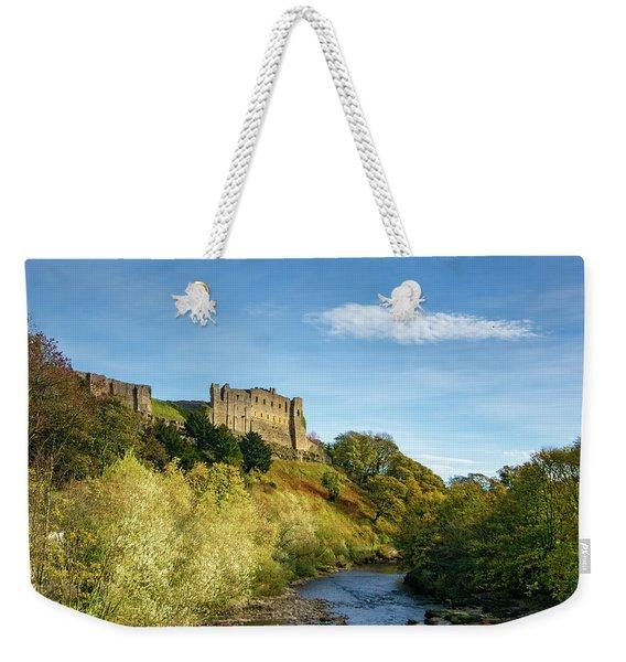 Richmond Castle Weekender Tote Bag