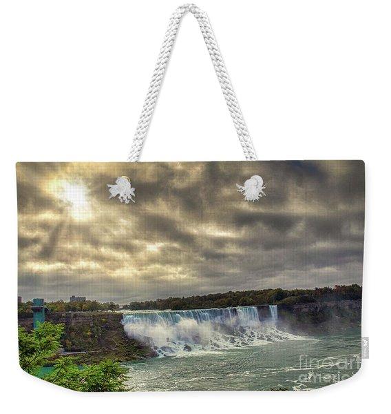The American Falls Weekender Tote Bag