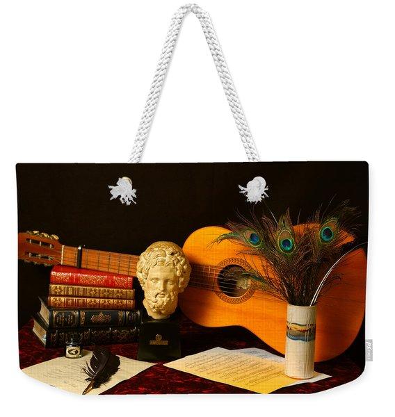 The Arts Weekender Tote Bag