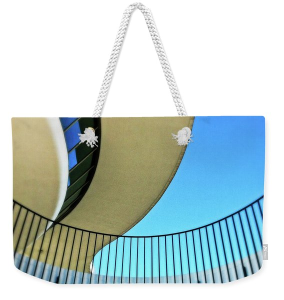 The Encounter Weekender Tote Bag