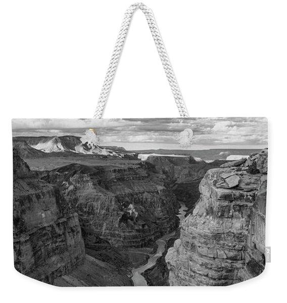 Toroweap Point, Grand Canyon, Arizona Weekender Tote Bag