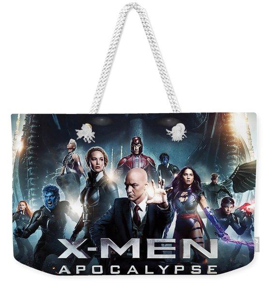 X-men Apocalypse Weekender Tote Bag