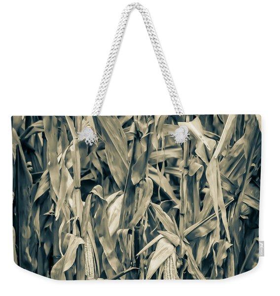 2018 Corn Weekender Tote Bag
