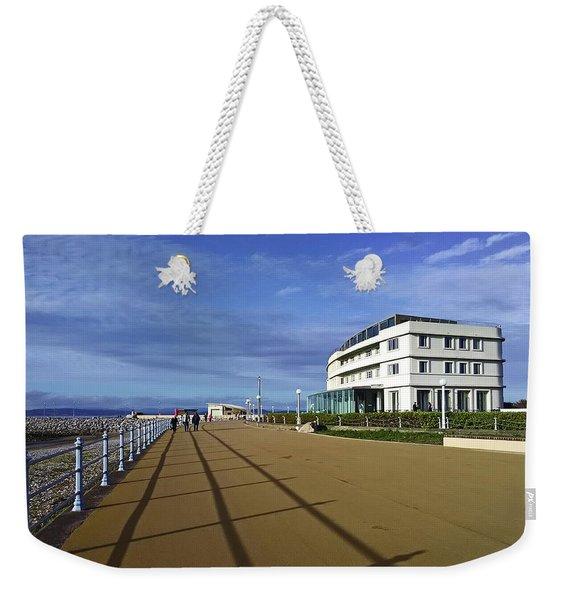 22/09/18  Morecambe. The Midland Hotel. Weekender Tote Bag