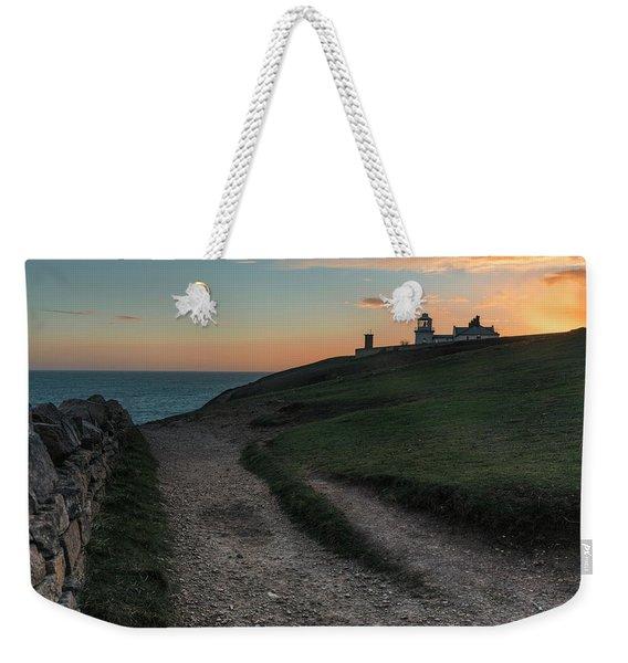 Anvil Point - England Weekender Tote Bag
