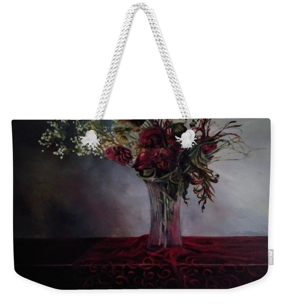 Beauty For Ashes Weekender Tote Bag