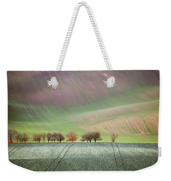Autumn In South Moravia 3 Weekender Tote Bag