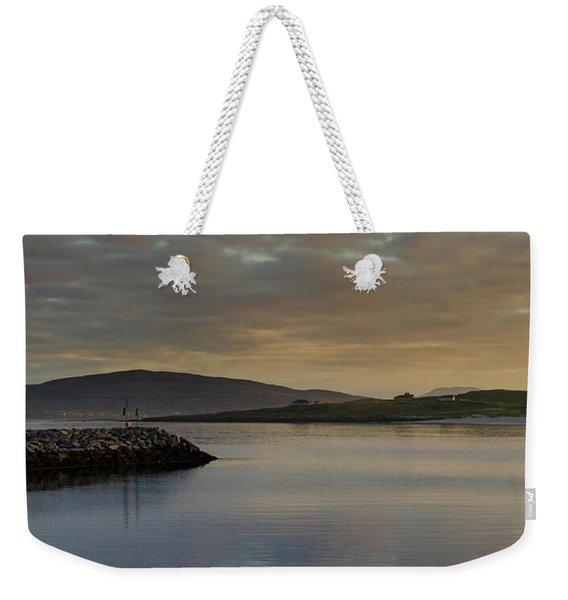 Eriskay Sunset Weekender Tote Bag