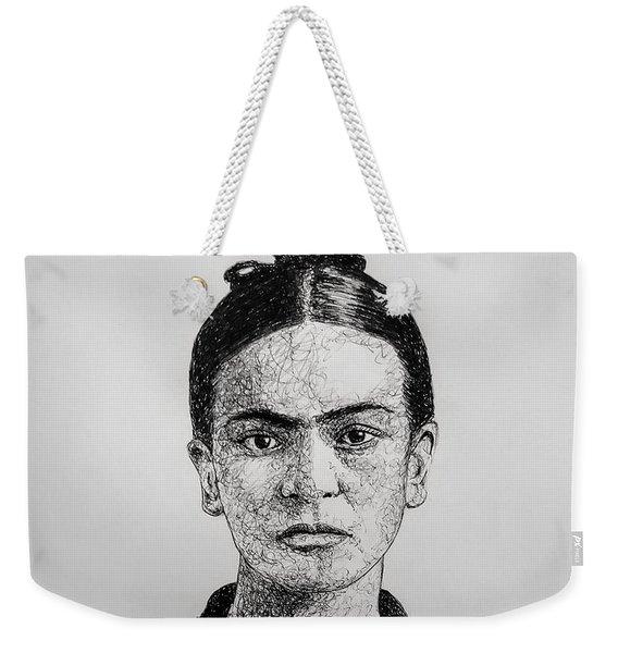 Frida Weekender Tote Bag