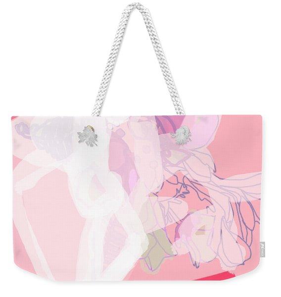3. Weekender Tote Bag