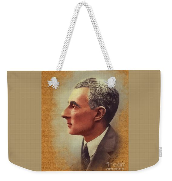 Maurice Ravel, Famous Composer Weekender Tote Bag