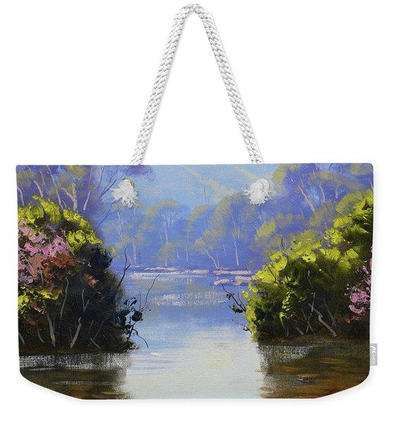 Megalong Creek Weekender Tote Bag