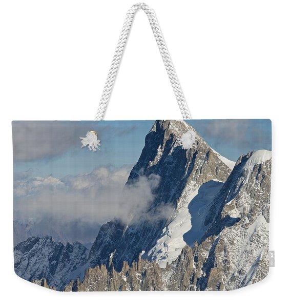 Mont Blanc Du Tacul Weekender Tote Bag