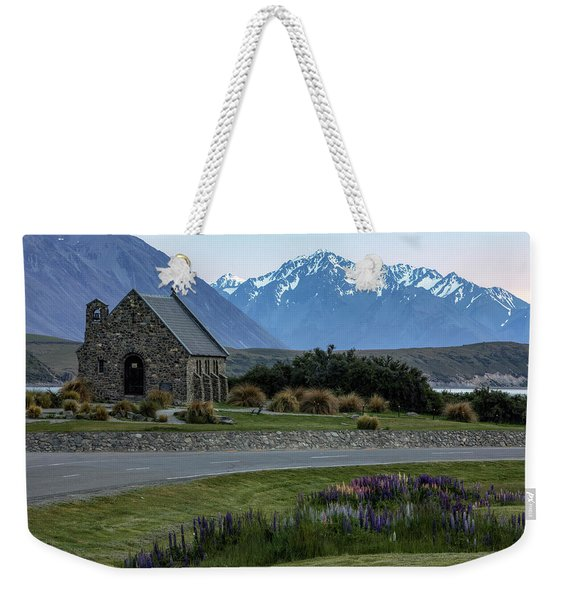 Tekapo - New Zealand Weekender Tote Bag
