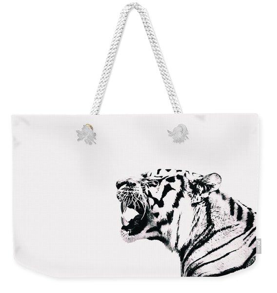 The Roar Weekender Tote Bag