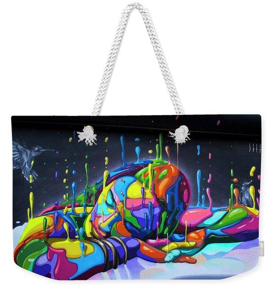 Urban Street Art - Wynwood Walls - Miami Weekender Tote Bag