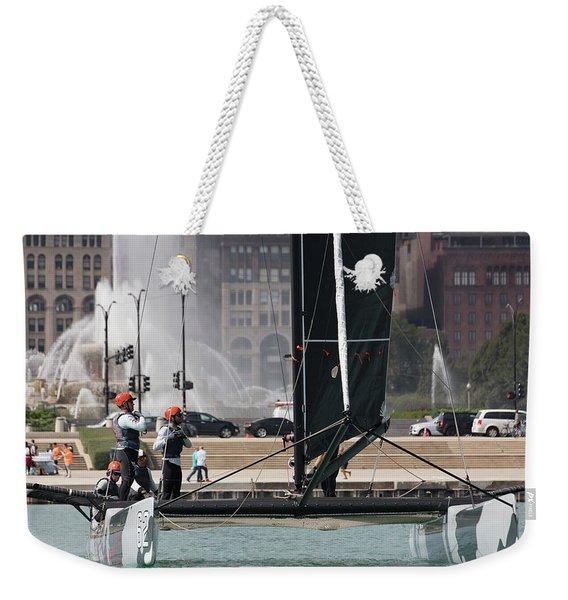 Extreme2 Weekender Tote Bag